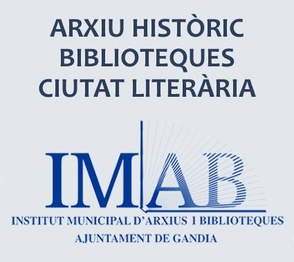 arxiu i biblioteques